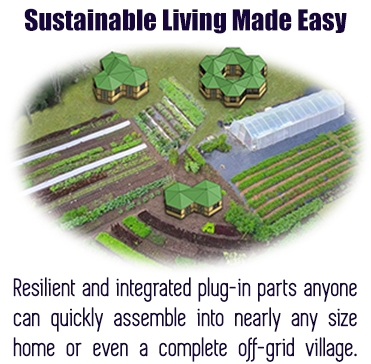 Sustainable homestead